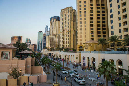 Jumeirah Beach residence apartments for rent in Dubai