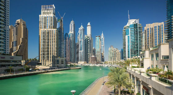 Apartments for rent in Dubai Marina